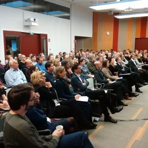 teilnehmerInnen an der DSGVO-Konferenz