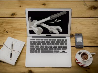 Symbolbild Videokonferenz-Tools